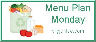 greenmpm Menu Plan Monday, 9/1   9/7
