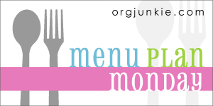 mpm 1 Menu Plan Monday, 2/8   2/14