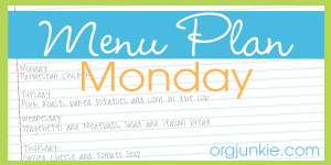MPM Button120103 Menu Plan Monday, 1/16   1/22